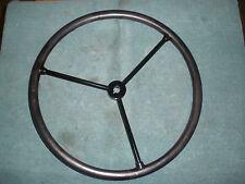 John Deere H steering wheel