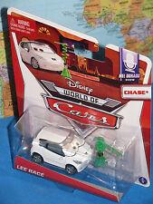 DISNEY WORLD OF CARS LEE RACE #2/9 CHASE MEL DORADO SHOW **BRAND NEW & RARE**
