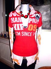 MOGUL LONGBLUSE MGL BLUSE Shirt PATCHES HEMD BoHo BLOGGER S M 36 38 NEUW.!!