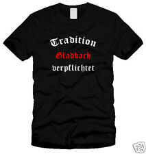 GLADBACH - Tradition - Fan-T-Shirt - Ultras - S-XL