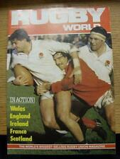 01/03/1983 Rugby World Magazine: March Edition - Complete Issue of the monthly m