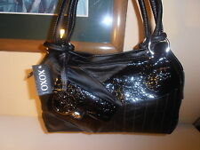 XOXO PURSE BLACK COLOR 100% AUTHENTIC NICE & CHEAP MSRP:$92.00