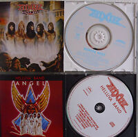 Angel- Helluva Band- Mercury USA & White Hot- Casablanca Japan- 2 CDs WIE NEU