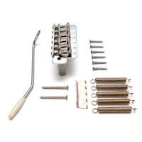Gotoh GE101TS Vintage Tremolo System (Aged/Relic Chrome)