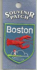 Boston Massachusetts Souvenir Patch