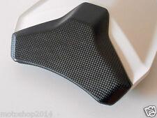 TAMPONE UNGHIA MONOPOSTO SELLA Carbonio 100% Ducati 848 1098 1198 SEAT COVER