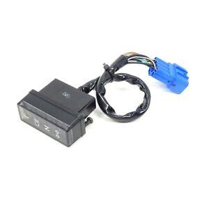 00-20 2019 Suzuki DRZ400SM DRZ400 Speedo Gear Indicator Gauge Display 1Kmi [BJ]