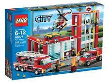 Minifiguras de LEGO City, bomberos