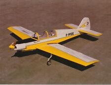 DALOTEL DM-165 59 inch span 18%  Laser-Cut Short-Kit RC Aircraft .50-.61 Engines