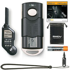 SMDV Wireless Shutter Release Remote RFN 4s for Nikon+Free Tracking No. Sealed