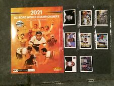 Panini 21 UCI Road World Championships Album HARDCOVER + Complet 155 Figurines