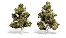 "Woodland Scenics [WOO] Trees Waters Edge 7-8"" (2) TR3538 WOOTR3538"