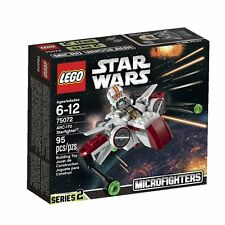 LEGO Star Wars Microfighters 75072 ARC 170 Starfighter **FREE SHIPPING**
