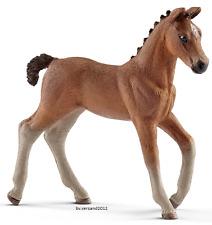 Schleich® Horse Club® 13818  Hannoveraner Fohlen, NEU mit Schleich®-Fähnchen