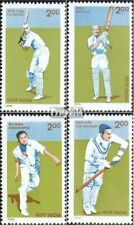 India 1495-1498 (complete.issue.) unmounted mint / never hinged 1996 Cricket