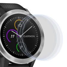 3x Display Schutz Folie für Garmin Vivoactive 3 - Displayfolie Schutz Hülle Klar