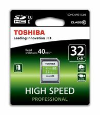 Toshiba 32GB Memory Card