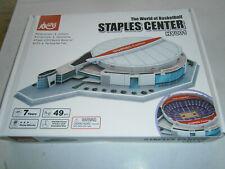 World of Basketball Staples Centre