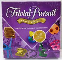 Parker Trivial Pursuit Genus Edition - 2400 Neue Fragen - Neu New