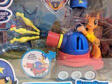 "My Little Pony Guardians of Harmony Cheese Sandwich ""Weird Al"" Yankovic Tank"