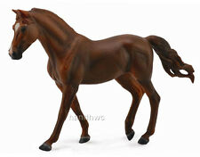 CollectA 88663 Chestnut Missouri Fox Trotter Horse Model Toy - NIP