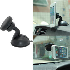1X 360° Magnetic Mount Car Windshield Dashboard Holder Stand For Phone Accessory