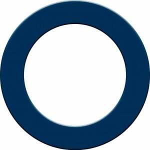 Designa Plain Dartboard Surrounds - Blue