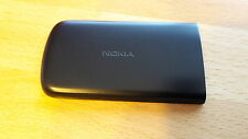 1 x Akkudeckel für Nokia 6700 classic / Farbe schwarz  / NEU & ORIGINAL