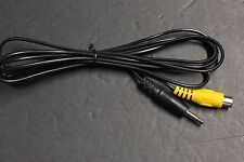 7 ft Headphone Jack Plug 3.5mm Aux in to 1 Female RCA video Y Cord Cable