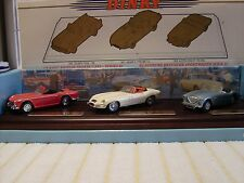 "Matchbox 1/43 DY-903 ""1965-67-56 Classic Sports Cars Series 2"" in it's box."