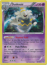 Dusknoir Holo Rare Pokemon Card XY2 Flashfire 40/106