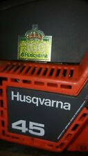 Husqvarna 45 Classic 300 Year Anniversary Collectable Vintage Chainsaw. RARE