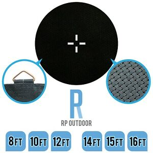 Replacement Trampoline Mat Round Spring Spare 8ft 10ft 12ft 14ft 15 16 foot