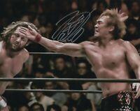 Tetsuya Naito NJPW Japan Wrestling Signed 8x10 Photo Autographed w/ Leaf COA