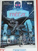 Batman: White Knight Presents Von Freeze #1 Klaus Janson Variant