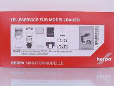 Herpa 084628 1:87 - TS Fahrerhaus Scania CS 20 HD ohne Sonnenblende - NEU in OVP