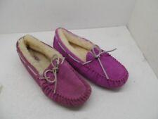 UGG Australia Girl's  Dakota 5296 Moccasins purple Size 3M