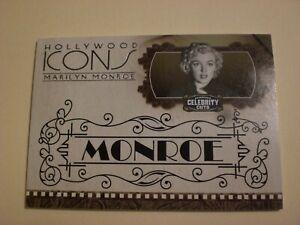 2008 Donruss Americana Celebrity Cuts Hollywood Icons Marilyn Monroe 102/200