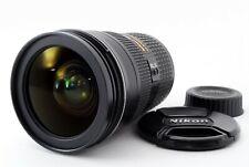 ✈FedEx✈【Ex【EXCELLENT+5】Nikon AF-S Nikkor 24-70mm f2.8G ED IF  from japan #667973
