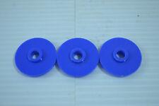 Vintage Tip It Game Ideal 1965 Parts Pieces Blue Disks Quantity 3