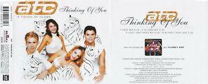 ATC - Thinking Of You (4 Track Maxi CD)