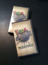 Kids on A Mission VHS Tapes Volume 2 and 3