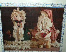Sew Special Pattern To Sew; Mops Be-Claus