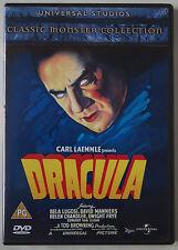 DRACULA / BELA LUGOSI / TOD BROWNING / 1931 CLASSIC / RESTORED VERSION