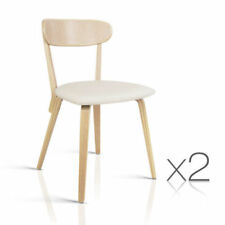 Wood & Fabric Dining Room Dining Chairs