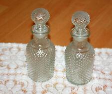 Vintage Avon Perfume Bottles Set of Two