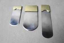 Violín 3 Luthier de herramientas de reparación (espalda y eliminación frontal), latón y acero, desde el Reino Unido
