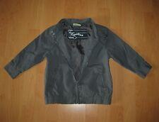 Jacke von Topolino Größe 104 Grau sehr guter Zustand