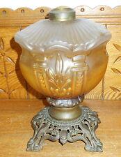 Old / Vintage Kerosene Lamp Base - CL&G Co 334