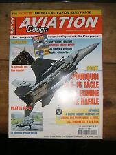 Aviation Design N°14 Aéronautique F 115 Eagle Pilatus PC 21 Blue Impulse Boeing